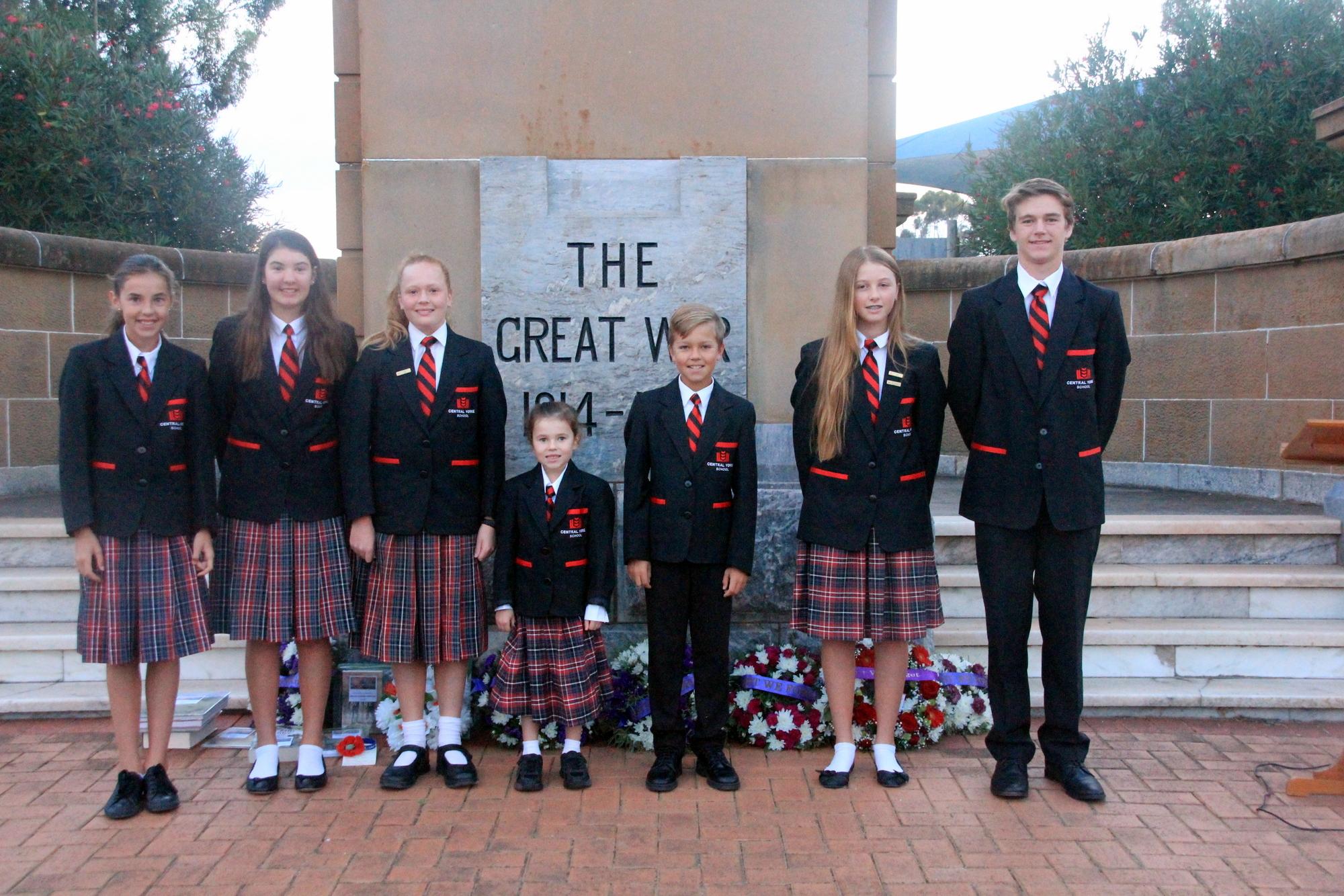 ANZAC Dawn Service 2018