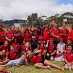 Crows Girls-Football Workshop