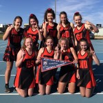 Year 8/9 Knock Out Netball