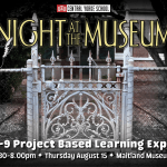 Night at the Museum Competition