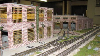 Come see CentraMod's new 8'x48' HO Scale modular layout.