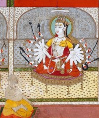 Jaipur_Three_incarnations_of_the_Goddess