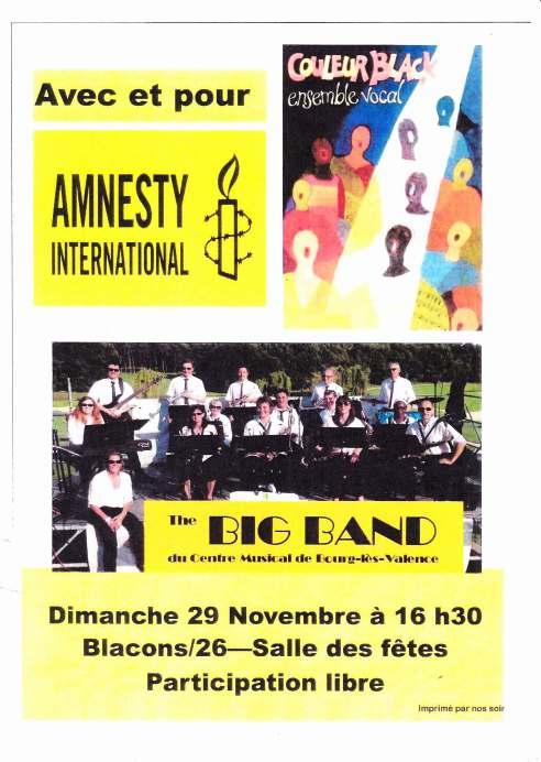 affiche 29 11 big band