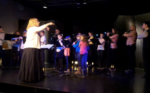 concert flûtes extrait vidéo 1