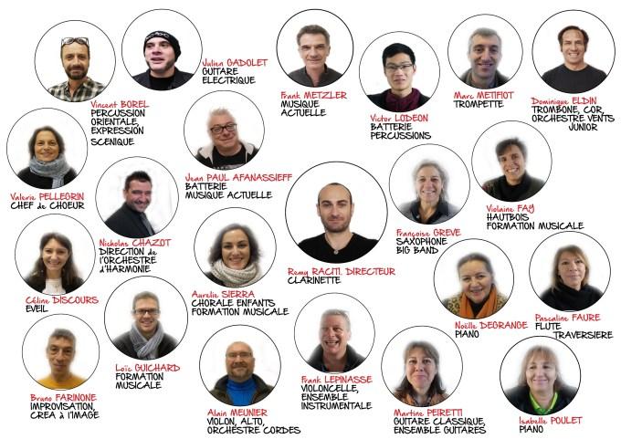 trombinoscope saison 2016-2017 bis