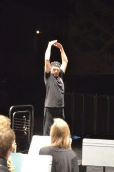 Chef d'Orchestre à l'Ecole LIVRON/LORIOL