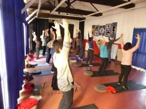 Yoga - relaxation