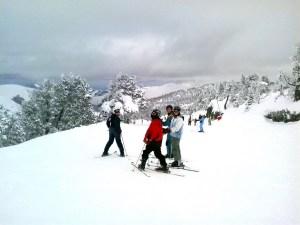 ski jeunes