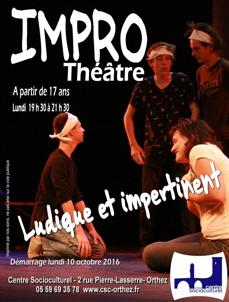impro CSC-2016
