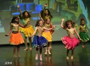 Danses Bollywood Enfants CSC