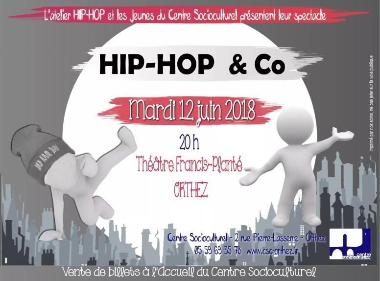 Hip-Hop & Co 2018