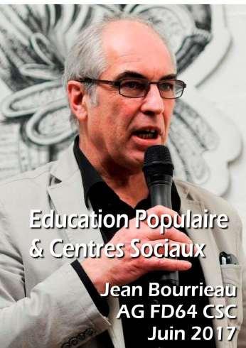 Jean Bourrieau Educ Pop
