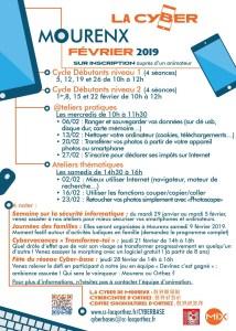 La Cyber février 2019