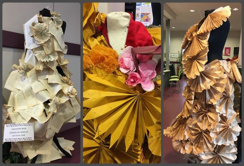 Les robes de Christophe Pavia