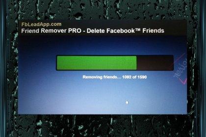 Lien permanent vers supprimer vos contacts facebook d'un coup