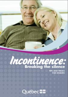L'incontinence : brisons le silence