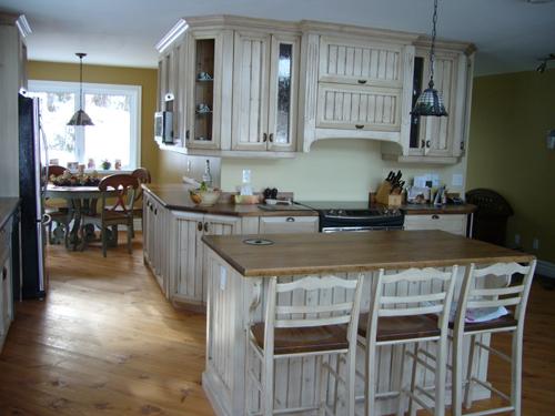 armoir cuisine bois