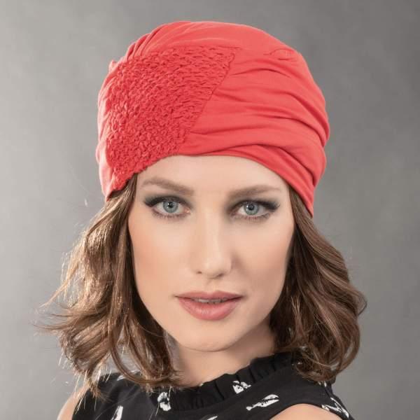 Elsa - Bonnet chimio Joceli de la collection Ellen's Headwear. Autre photo