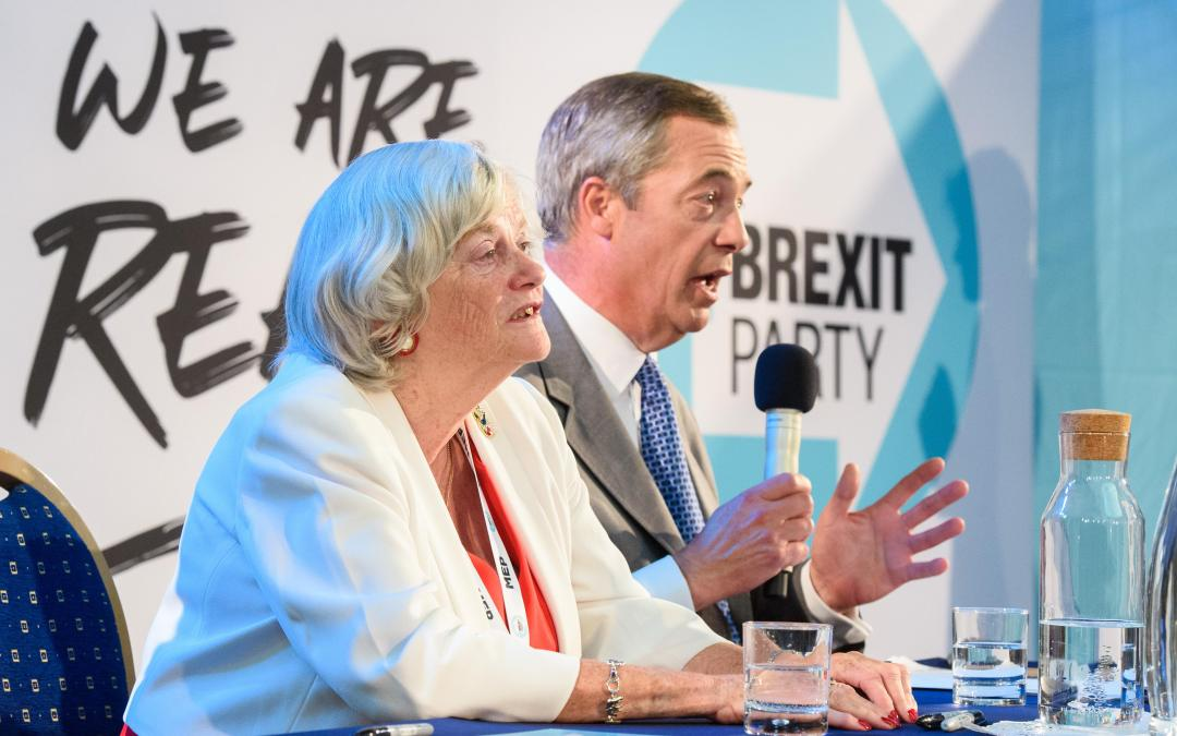 Why I resigned from a well-paid job to stand as a Brexit Party MEP candidate for Wales