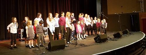 DW16 Gala - Kirkcaldy West PS Inaugural Song