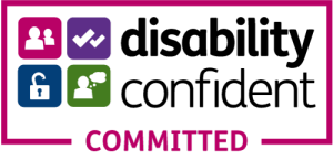 Disability Confident Banner