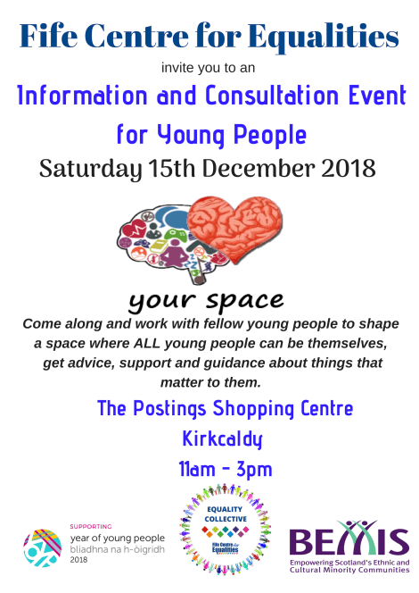 YOYP Consultation Event