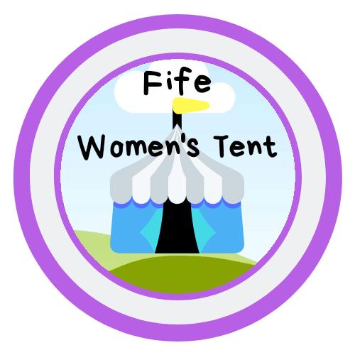Fife Women's Tent logo