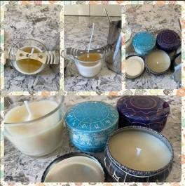 Kelly Hussain - Handmade Candles for the Chinese New Year