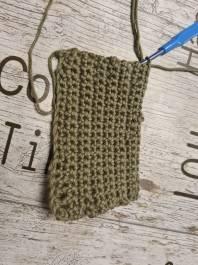 Nina Munday - First Crochet attempt 2