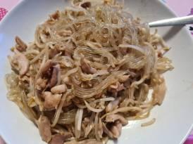 Nina Munday - Korean Noodles
