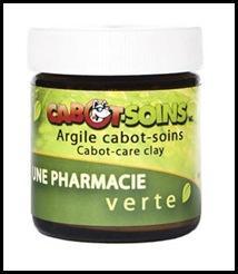 Argile Cabot-Soins