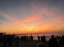 Beautiful Ipperwash Sunset