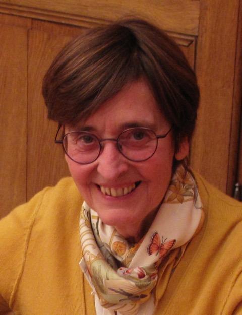 Bernadette de Wouters d'Oplinter