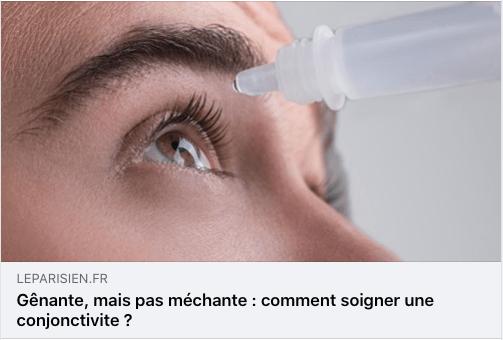 intervention du docteur dans le journal Le Parisien mars 2021 - Dr Ludovic N'Kosi