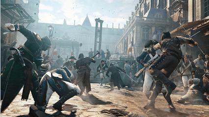 Jeu vidéo, Jeux vidéo, Assassin's Creed Unity
