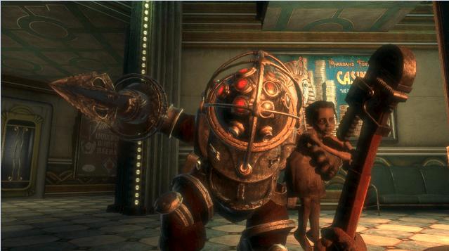 Jeu vidéo, Jeux vidéo, Bioshock, Big Daddy