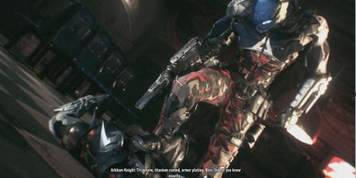 Jeu vidéo, jeux vidéo Batman Arkham Knight