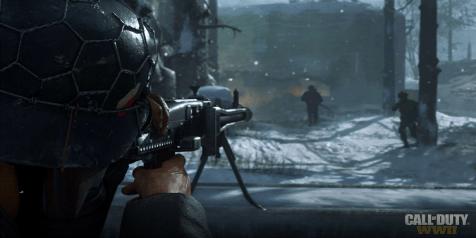 Jeu vidéo, jeux vidéo, Call of duty WWII