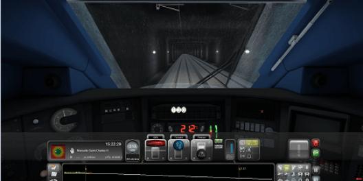 Jeux vidéo, jeu vidéo, Train Simulator