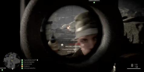 Jeu vidéo, jeux vidéo, BattleField 1