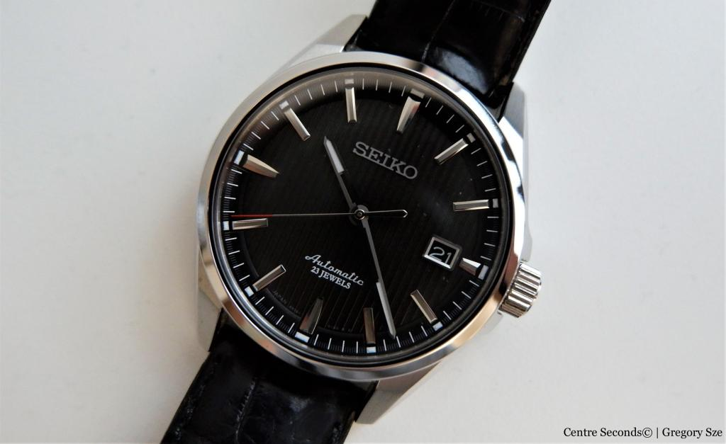 REVIEW: Seiko Presage SARX017 – Centre Seconds