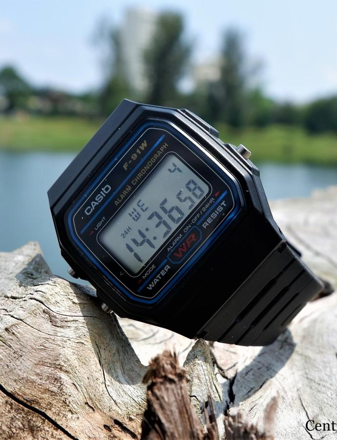 REVIEW: Casio F-91W