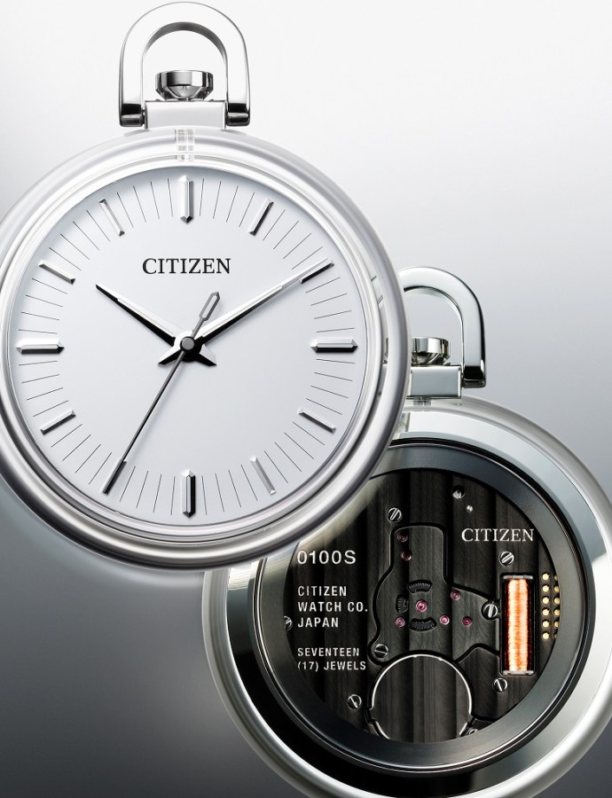 Citizen Calibre 0100 Eco-Drive movement debuts – accurate to +/- one second a year!