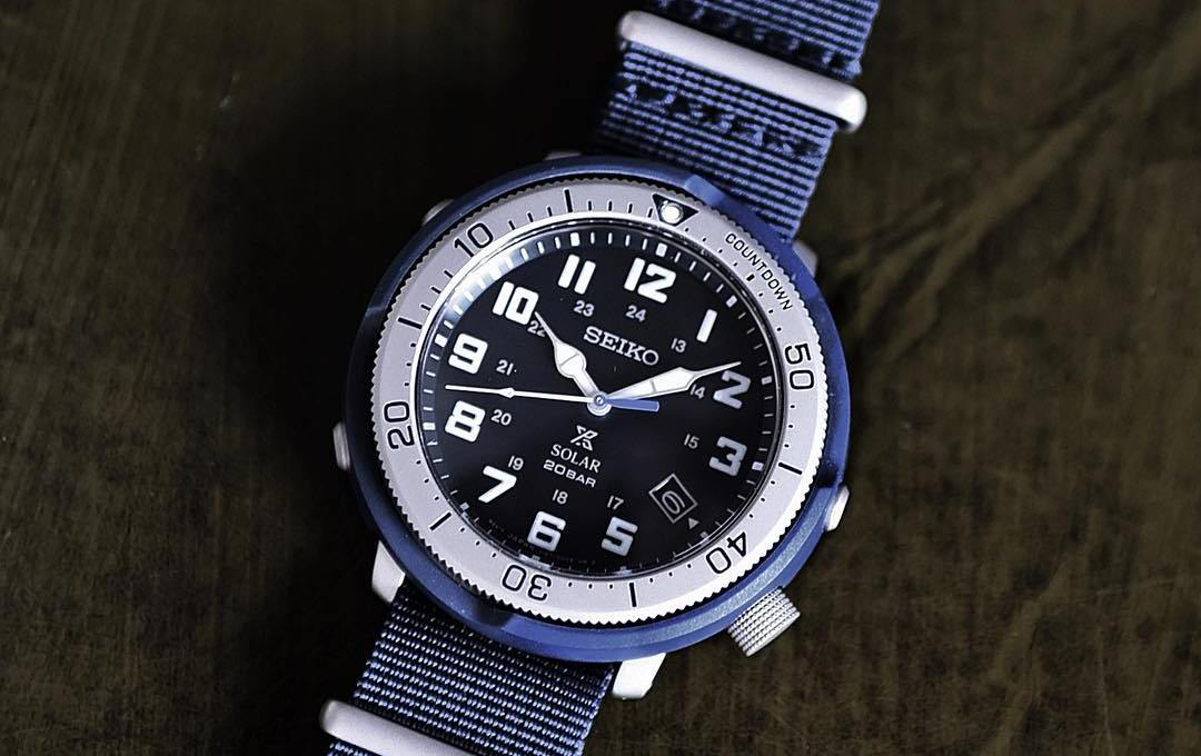 Seiko Prospex Fieldmaster Limited Edition SHIPS introduced – 300 units only