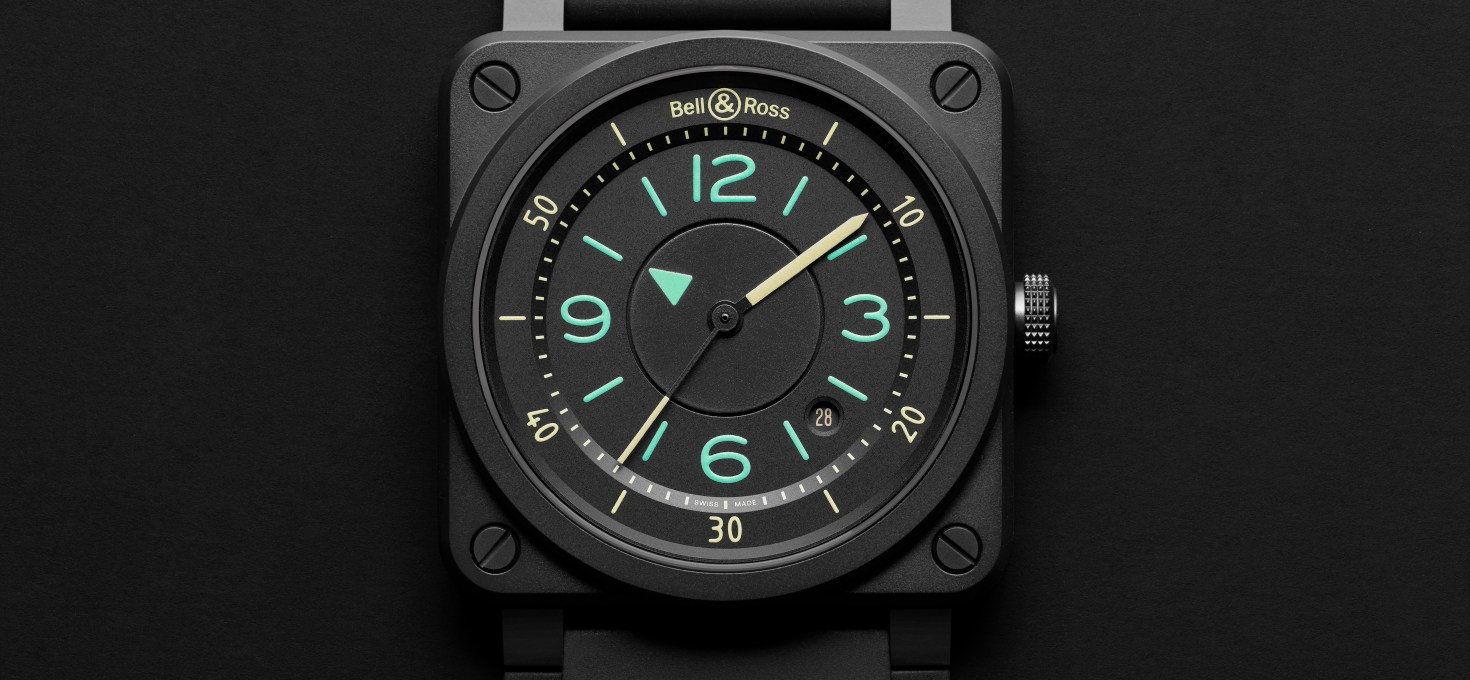 Bell & Ross BR 03-92 BI-COMPASS debuts – limited to 999 units