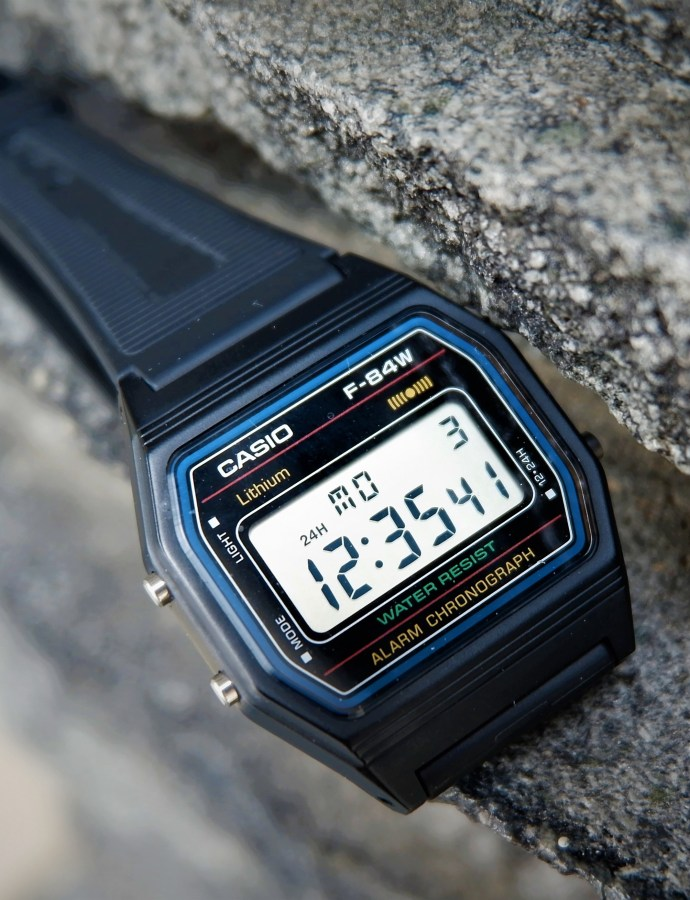 QUICKIE: Casio F-84W