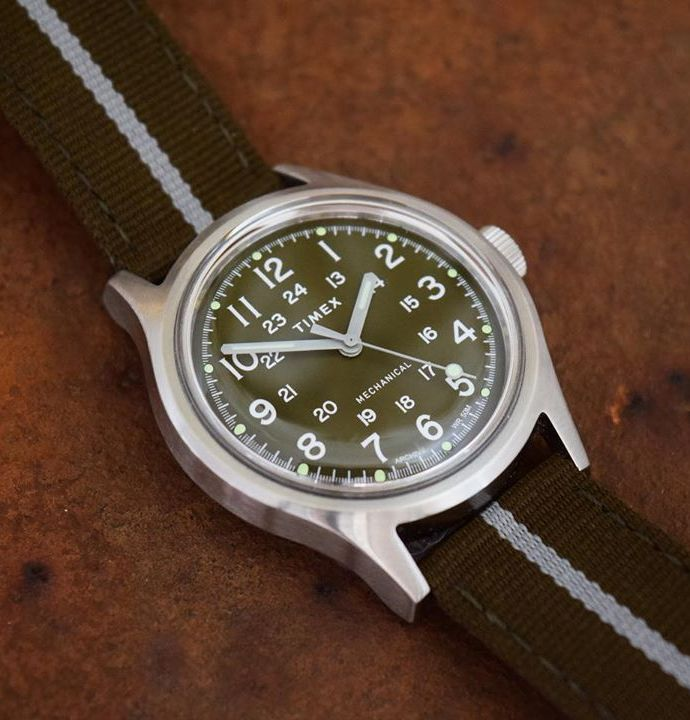 "The Timex Archive MK1 Mechanical is EXACTLY how a ""throwback"" should be"