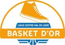 Logo de la basket d'or