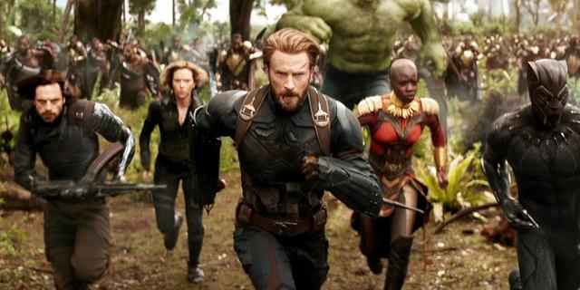 Avengers: Infinity War - The Movie Event of the Year