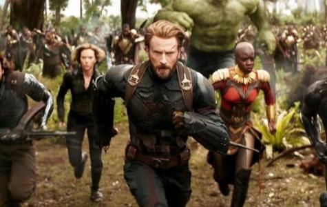 'Avengers: Infinity War' - The Movie Event of the Year